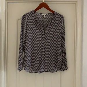 Joie Silk Blouse Extra Small